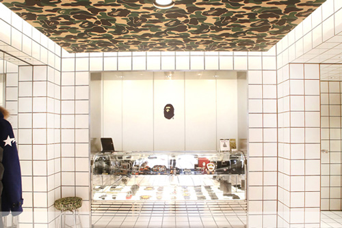 BAPE STORE MATSUYAMA