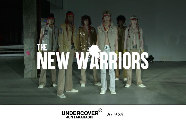 undercover 19SS start